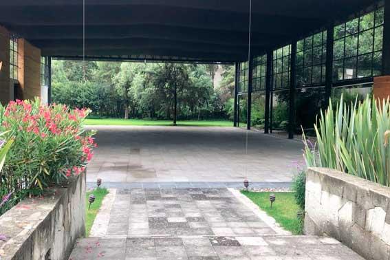 Banquetes Escoffier Venue Hacienda del Pedregal entrada al salón