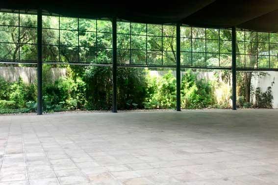 Banquetes Escoffier Venue Hacienda del Pedregal interior del salón vista lateral