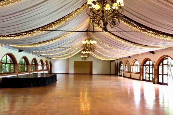Venue Banquetes Escoffier, Hacienda San Andrés uno de los salones