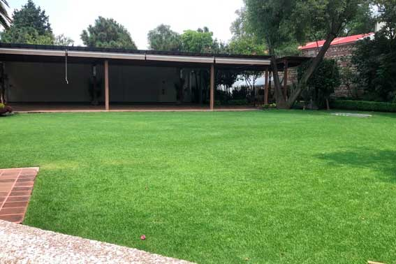 Venue Banquetes escoffier. Jardín Azteca vista del jardín