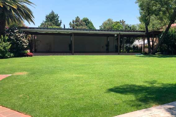 Venue Banquetes escoffier. Jardín Azteca