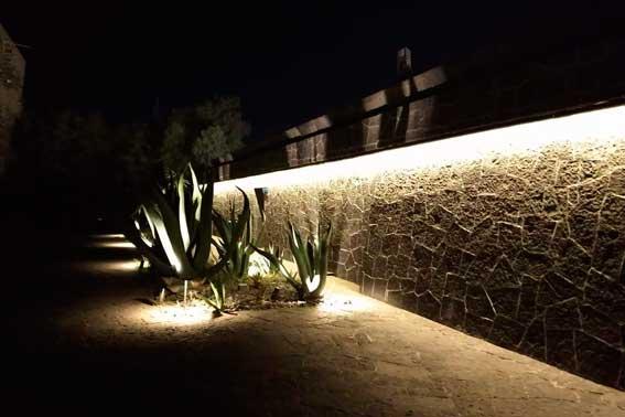 Banquetes Escoffier Venue Museo Anahuacalli iluminación del lugar