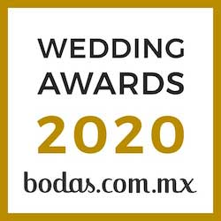 premio wedding awards Banquetes Escoffier