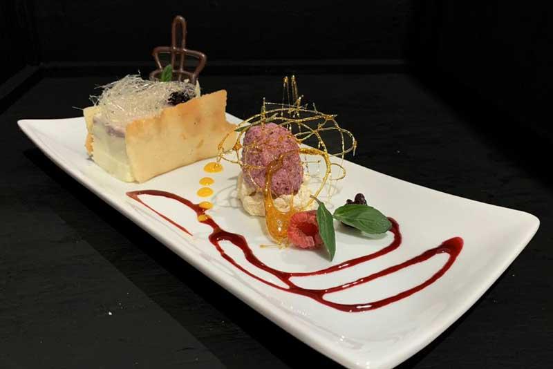Banquetes Escoffier platillo 5